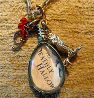 3 Points for Gryffindor, Pendant by lilynoelle