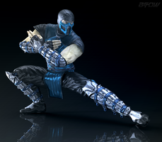 Sub Zero [Bi-Han] KS5 render by ArRoW-4-U