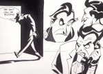 The jokers ( More studies ) by ThomasChaseWhitney