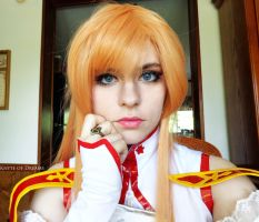 Asuna Makeup Tutorial! by TheDreamerWithin616