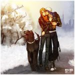 Winter time by Noiry