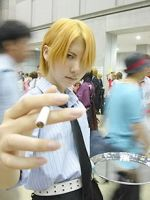 Sanji Cosplay 2 by Youji-Sama