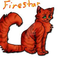 1: Firestar by GingerFlight