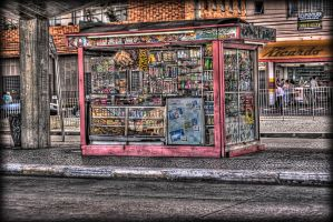 newsstand (Paraiso, Sp - Brazil) by rdos11
