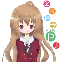 Taiga Fanart by MyDreamCandy