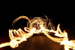 Fire roll by GuldorPhotography