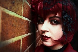 Madame Red - The Me Who Lost Everything by ember-ablaze