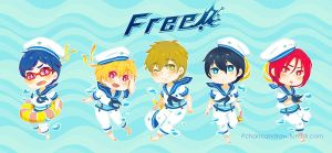 Sailor Free! by AkatsukiZakuro
