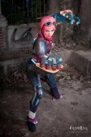 Vi stands for vicious by ThelemaTherion