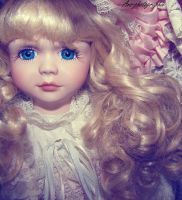 Doll by Ana-photographie