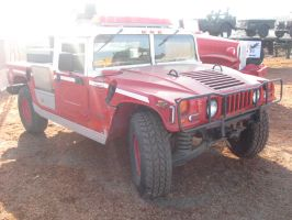 AM General Hummer H1 Fire Rescue by granturismomh