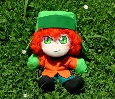 Kyle Plushie by Kinky-chichi