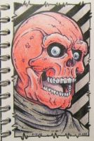 Red Skull by mikegee777