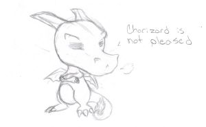 charizard because i can by Cour-cour