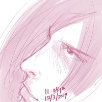 Daily Sketches - Moody by mohdsyukri83