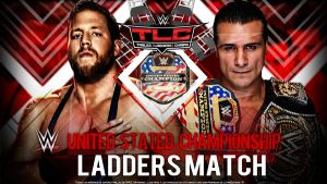 WWE TLC 2015 Match Card Remake by LstarEditions