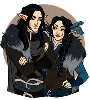 Vax And Vex by naomi-makes-art73