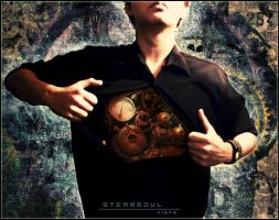 Autobiography I: Steamsoul by disp8