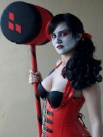 New 52 Harley Cosplay 4 by StageArtisan