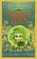 Psychic Medium - Madame Leota by broopimus