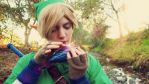 LoZ - Melody by Rose-Curel