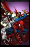 Avenging Spiderman by wilson-go