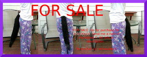 Black Wolf Tail -  FOR SALE by skinwalker3