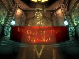 BioShock by Offended-By-Light
