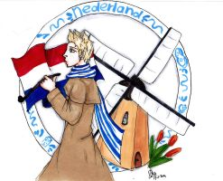 Oh Nederland by AnnHolland