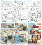 Human Resources colouring sample by Asaph