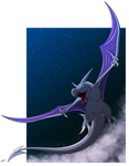 AT: Aerodactyl by Razor-Zyrak
