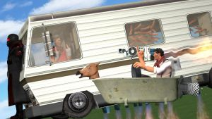 PC's Flying RV Race by Gaughwwe12