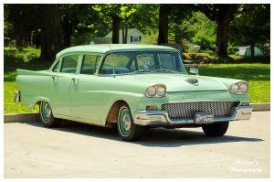 A 1958 Ford by TheMan268