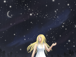The Starry Stage by Kaorien