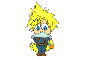 Cadet Cloud by FunkySockzLover
