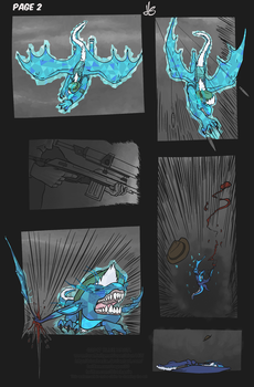 The Shot: page 2 by Bluehasia