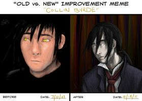 Improvement Meme: Collin Byrde by Benzophenone-4