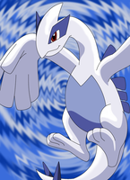 Lugia by Destiny-The-Hedgimon