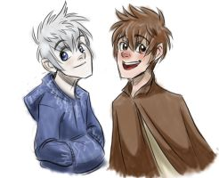 Jack and Jack by MeesterFinchy