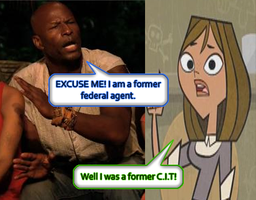 Federal Agent VS C.I.T. by pgcool
