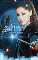 CLAIRE POTTER - WATTPAD COVER by AdmireMyStyle