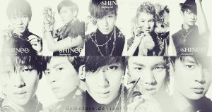 SHINee - Dazzling Girl by demeters