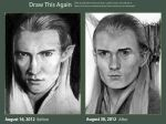 Draw this again - Legolas by tin-aw
