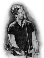 David Cook Sketch by Zinfer