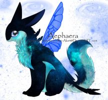 Aephaera Adoptable ~ 5 by BiahAdopts