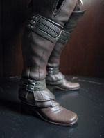 Boots of an Assassin by linkthehylianhero