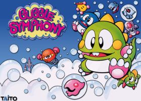 BUBBLE SYMPHONY by cybaBABE