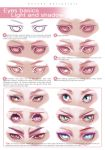 How To Draw Eyes by wysoka