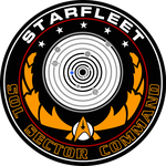 Starfleet Sol Sector Command Patch by viperaviator
