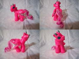 Baby Pink Dragon by customlpvalley